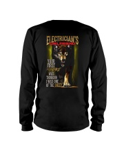 ELECTRICIAN'S  GIRLFRIEND - I'M THE WOLF   Long Sleeve Tee thumbnail