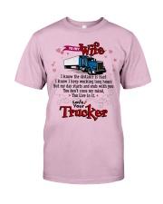 Trucker's Wife Classic T-Shirt tile