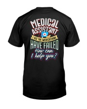 Medical Assistant Classic T-Shirt thumbnail