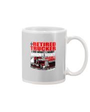 Retired Trucker Mug thumbnail