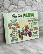 FARMER  - Premium 14x11 Gallery Wrapped Canvas Prints aos-canvas-pgw-14x11-lifestyle-front-13