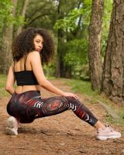 FIREFIGHTER'S WIFE High Waist Leggings aos-high-waist-leggings-lifestyle-18