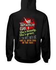 TAEKWONDO GIRL  - PAST BUYERS EXCLUSIVE Hooded Sweatshirt thumbnail