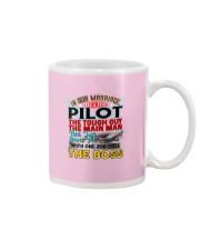 Pilot's Wife Mug thumbnail