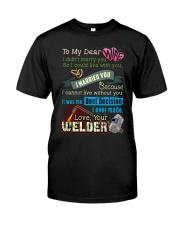 WELDER'S WIFE  Classic T-Shirt thumbnail