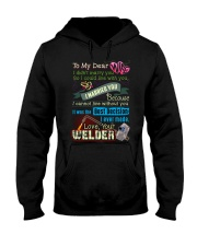 WELDER'S WIFE  Hooded Sweatshirt thumbnail