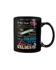 WELDER'S WIFE  Mug front