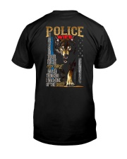 POLICE OFFICER'S WIFE - I'M THE WOLF   Classic T-Shirt thumbnail
