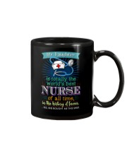 PROUD NURSE'S MOM Mug thumbnail