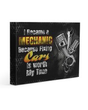 Mechanic- Premium 14x11 Gallery Wrapped Canvas Prints front