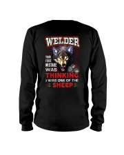 Welder - I'm the Wolf Long Sleeve Tee thumbnail