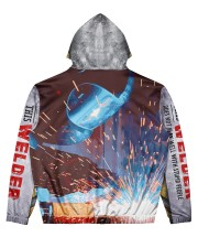 aa Men's All Over Print Hoodie back