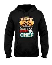 CHEF'S GIRL Hooded Sweatshirt thumbnail