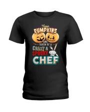 CHEF'S GIRL Ladies T-Shirt thumbnail