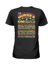 Medical Surgical Nurse Ladies T-Shirt thumbnail