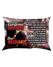 GIFT FOR A MECHANIC'S GIRLFRIEND - PREMIUM Rectangular Pillowcase front