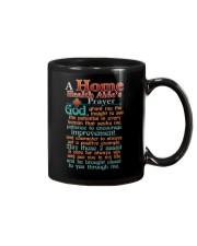 A HOME HEALTH AIDE'S PRAYER Mug thumbnail