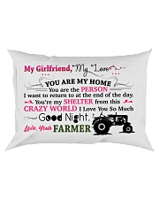 GIFT FOR A FARMER'S GIRLFRIEND  - PREMIUM Rectangular Pillowcase front