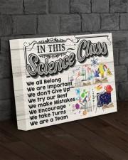 SCIENCE TEACHER - Premium 14x11 Gallery Wrapped Canvas Prints aos-canvas-pgw-14x11-lifestyle-front-11