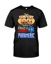 PARAMEDIC'S GIRL Classic T-Shirt front