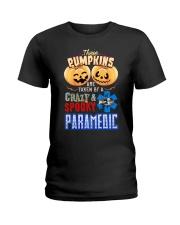 PARAMEDIC'S GIRL Ladies T-Shirt thumbnail
