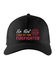 FIREFIGHTER'S GIRL Embroidered Hat front