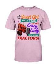 Farm Girl Classic T-Shirt front