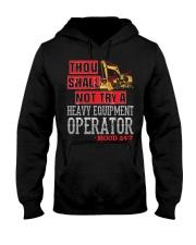 HEO Hooded Sweatshirt front