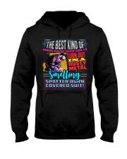 BEST KIND OF WELDER'S MOM Hooded Sweatshirt thumbnail