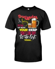 Bartender Classic T-Shirt tile