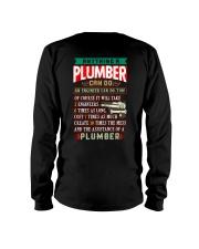 PLUMBERS  vs ENGINEERS Long Sleeve Tee thumbnail