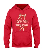KARATE Hooded Sweatshirt thumbnail