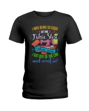 SEWING - WOMEN'S DAY EXCLUSIVE  Ladies T-Shirt thumbnail