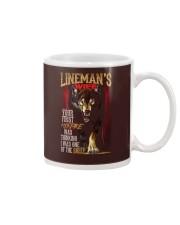 LINEMAN'S WIFE - I'M THE WOLF   Mug tile