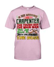 Carpenter's  Wife  Classic T-Shirt tile