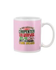 Carpenter's  Wife  Mug tile