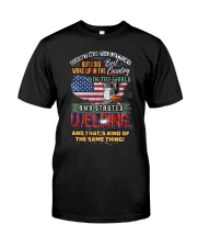 WELDER - PAST BUYERS EXCLUSIVE Classic T-Shirt front