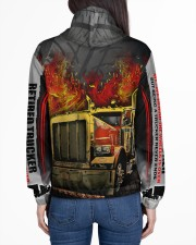 RETIRED TRUCKER Women's All Over Print Hoodie aos-complex-women-hoodie-lifestyle-back-01