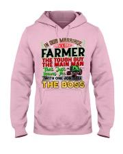Farmer's Wife Hooded Sweatshirt front