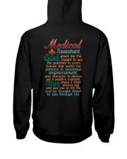 MEDICAL ASSISTANT'S PRAYER Hooded Sweatshirt thumbnail