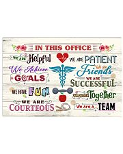 Occupational Therapist- PREMIUM Horizantal Poster 17x11 Poster front
