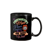 I AM A FIREFIGHTER'S MOM Mug thumbnail