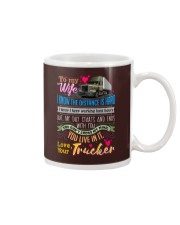TRUCKER'S GIRLFRIEND Mug thumbnail