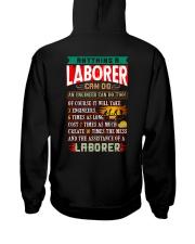 LABORERS  vs ENGINEERS Hooded Sweatshirt thumbnail