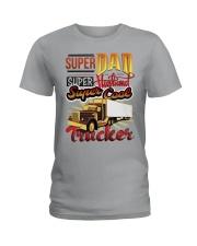 Trucker Ladies T-Shirt thumbnail