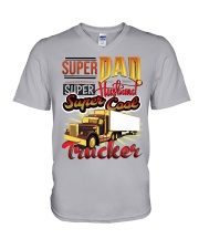 Trucker V-Neck T-Shirt thumbnail