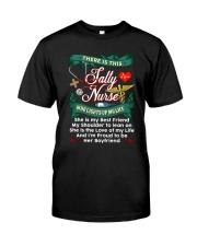 Nurse's Boyfriend Classic T-Shirt front