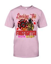 Firefighter's Mom Classic T-Shirt tile