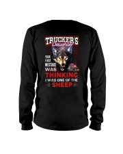 Trucker's Daughter - I'm the Wolf Long Sleeve Tee tile