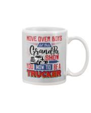 Trucker Grandpa  - Black Friday Sale Mug tile